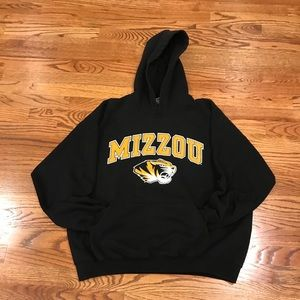 Missouri University of Missouri Tiger Hoodie Heavy
